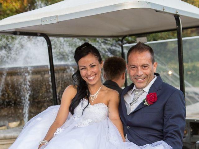 Il matrimonio di Massimo e Yadira a Rovato, Brescia 121
