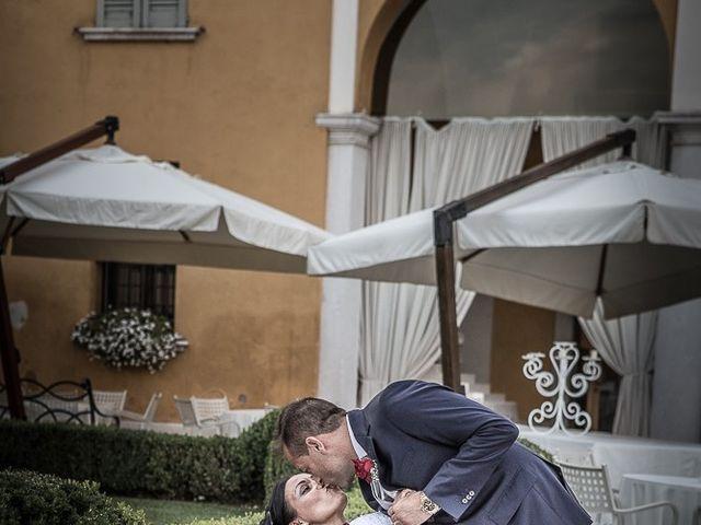Il matrimonio di Massimo e Yadira a Rovato, Brescia 127