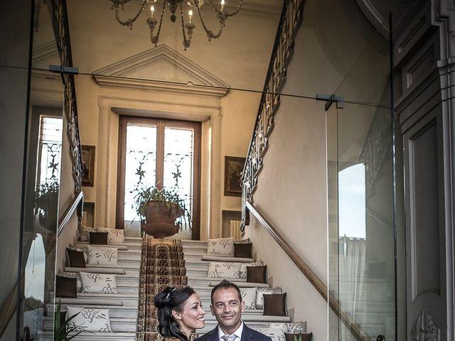 Il matrimonio di Massimo e Yadira a Rovato, Brescia 130