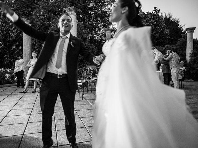 Il matrimonio di Massimo e Yadira a Rovato, Brescia 137