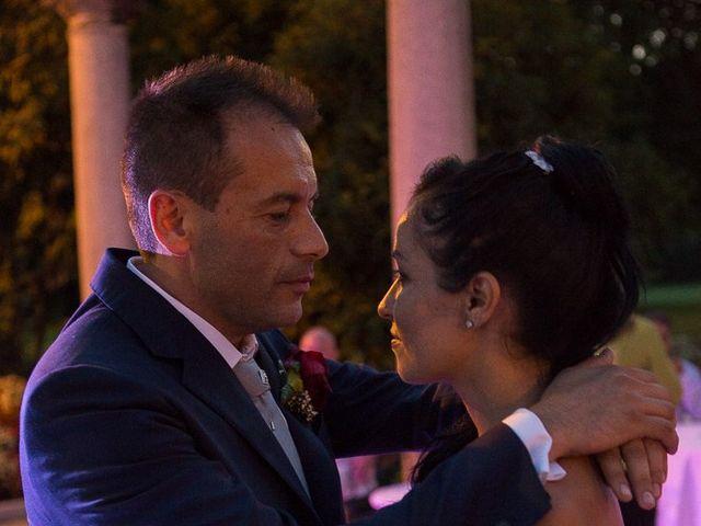 Il matrimonio di Massimo e Yadira a Rovato, Brescia 138