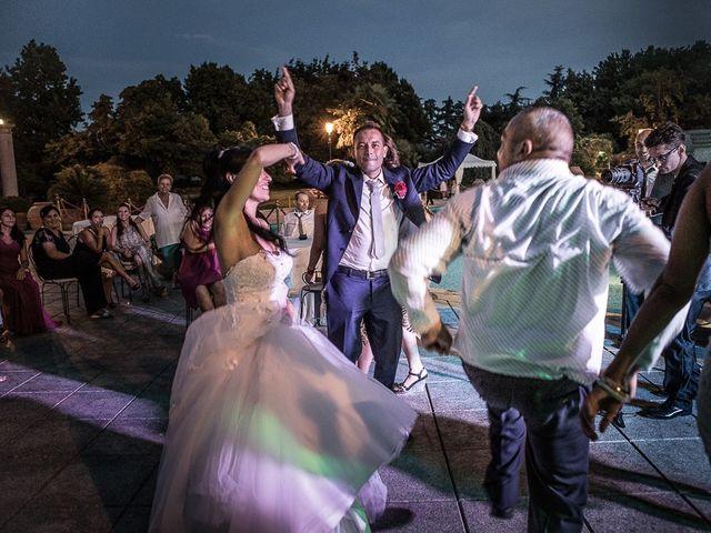Il matrimonio di Massimo e Yadira a Rovato, Brescia 139