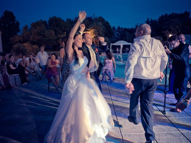 Il matrimonio di Massimo e Yadira a Rovato, Brescia 140
