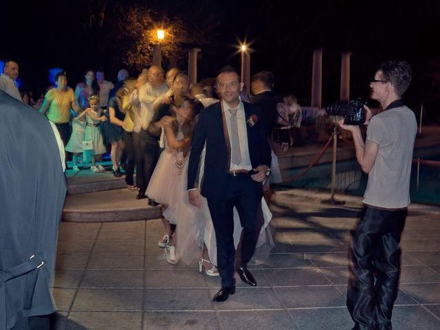 Il matrimonio di Massimo e Yadira a Rovato, Brescia 143