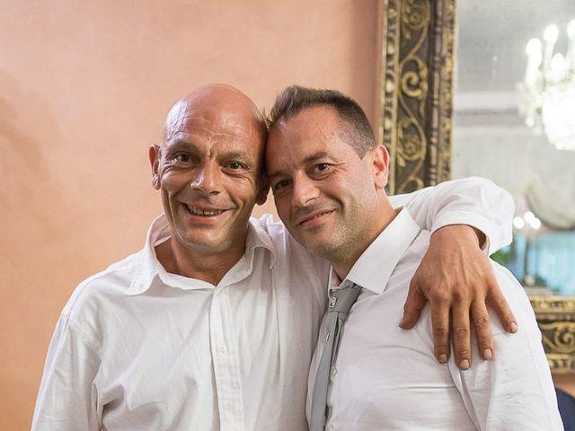 Il matrimonio di Massimo e Yadira a Rovato, Brescia 147