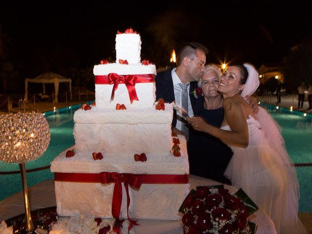 Il matrimonio di Massimo e Yadira a Rovato, Brescia 153