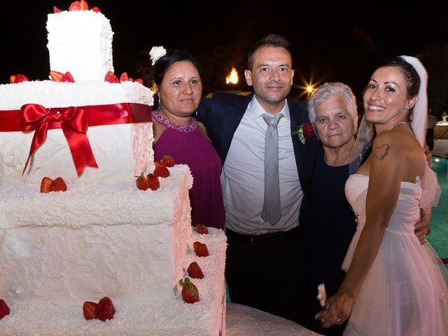 Il matrimonio di Massimo e Yadira a Rovato, Brescia 154