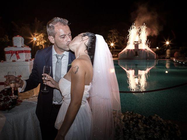 Il matrimonio di Massimo e Yadira a Rovato, Brescia 158