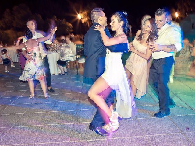 Il matrimonio di Massimo e Yadira a Rovato, Brescia 162