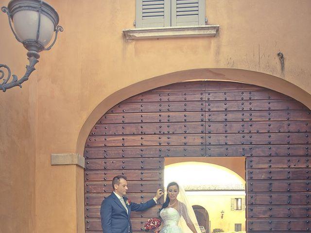 Il matrimonio di Massimo e Yadira a Rovato, Brescia 120