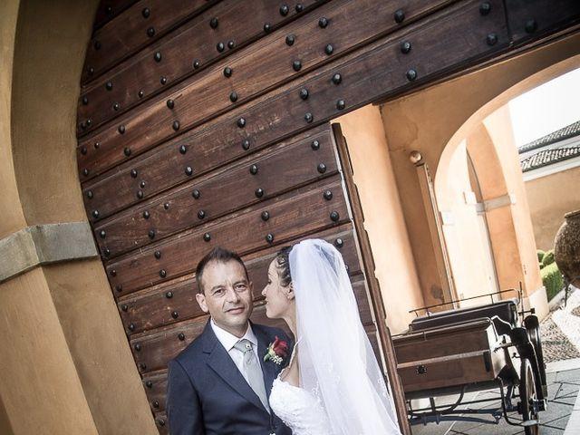 Il matrimonio di Massimo e Yadira a Rovato, Brescia 126