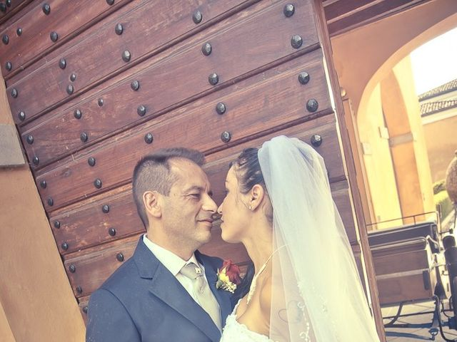 Il matrimonio di Massimo e Yadira a Rovato, Brescia 128