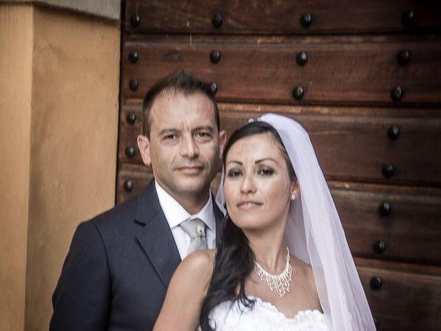 Il matrimonio di Massimo e Yadira a Rovato, Brescia 117