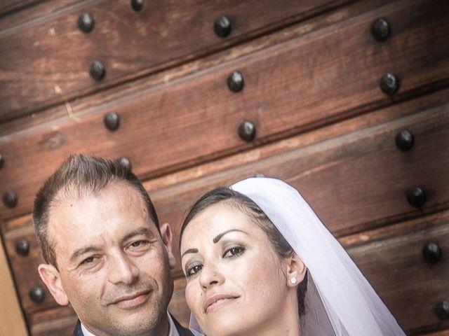 Il matrimonio di Massimo e Yadira a Rovato, Brescia 105