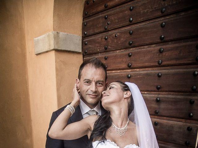 Il matrimonio di Massimo e Yadira a Rovato, Brescia 129