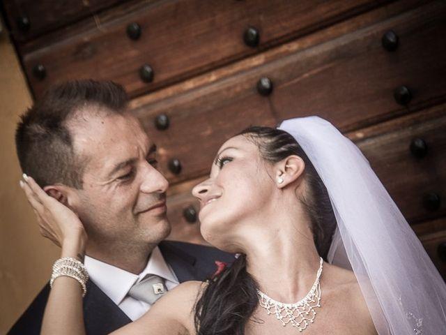 Il matrimonio di Massimo e Yadira a Rovato, Brescia 124