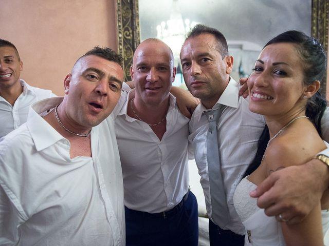 Il matrimonio di Massimo e Yadira a Rovato, Brescia 172