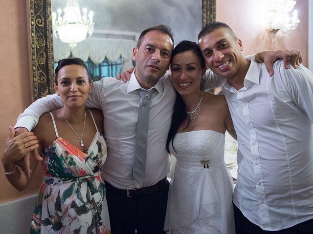 Il matrimonio di Massimo e Yadira a Rovato, Brescia 173