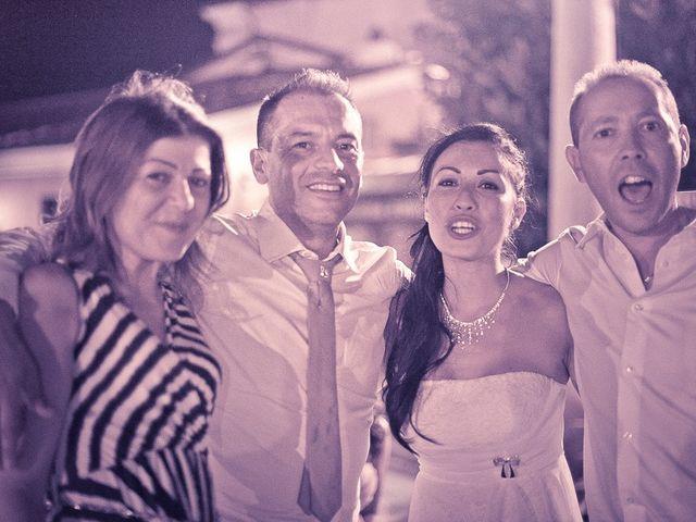Il matrimonio di Massimo e Yadira a Rovato, Brescia 174