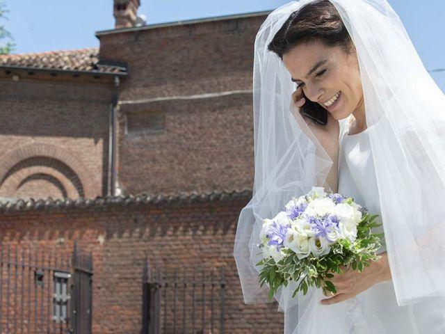 Il matrimonio di Federico e Ludovica a Erba, Como 3
