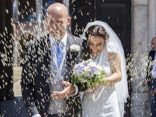 Il matrimonio di Federico e Ludovica a Erba, Como 8