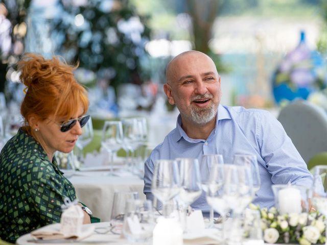 Il matrimonio di Federico e Ludovica a Erba, Como 21