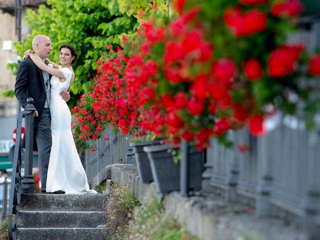 Il matrimonio di Federico e Ludovica a Erba, Como 41