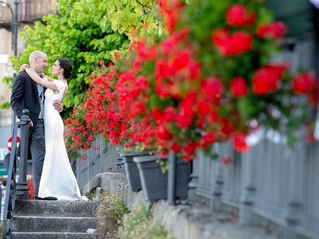 Il matrimonio di Federico e Ludovica a Erba, Como 42