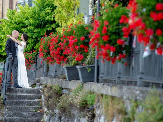 Il matrimonio di Federico e Ludovica a Erba, Como 43