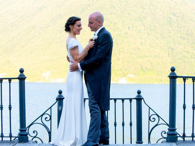 Il matrimonio di Federico e Ludovica a Erba, Como 44