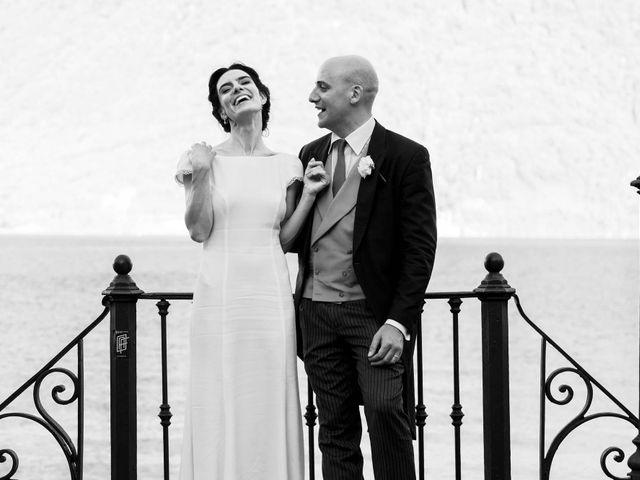 Il matrimonio di Federico e Ludovica a Erba, Como 45