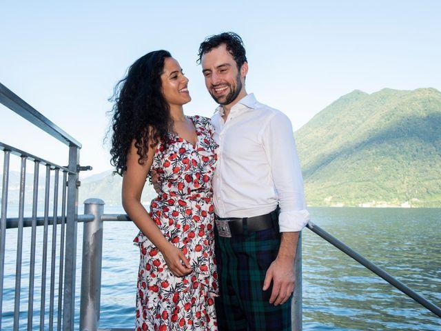 Il matrimonio di Federico e Ludovica a Erba, Como 46