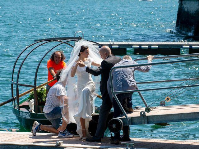 Il matrimonio di Federico e Ludovica a Erba, Como 54