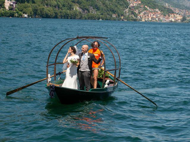Il matrimonio di Federico e Ludovica a Erba, Como 55