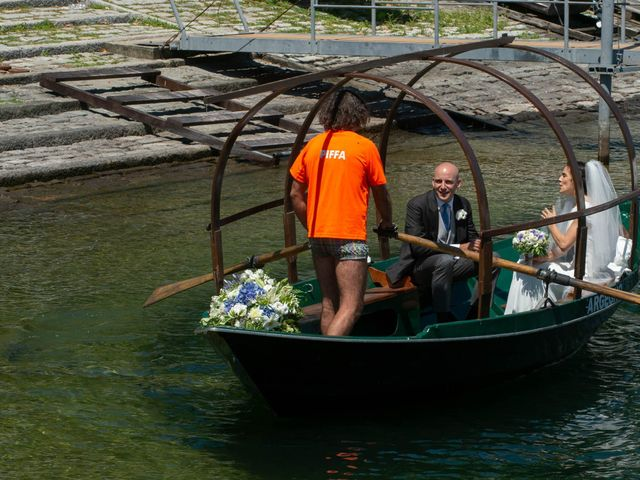 Il matrimonio di Federico e Ludovica a Erba, Como 56