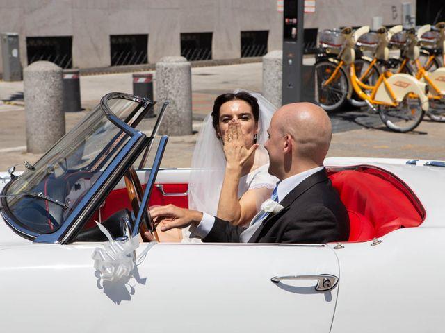 Il matrimonio di Federico e Ludovica a Erba, Como 58
