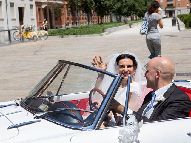 Il matrimonio di Federico e Ludovica a Erba, Como 59