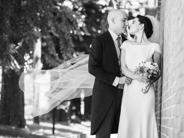 Il matrimonio di Federico e Ludovica a Erba, Como 61