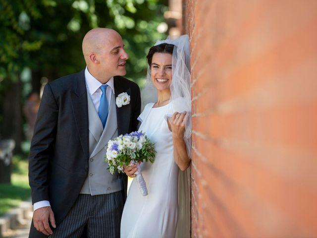 Il matrimonio di Federico e Ludovica a Erba, Como 63