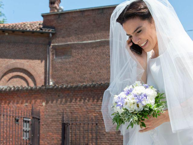 Il matrimonio di Federico e Ludovica a Erba, Como 67