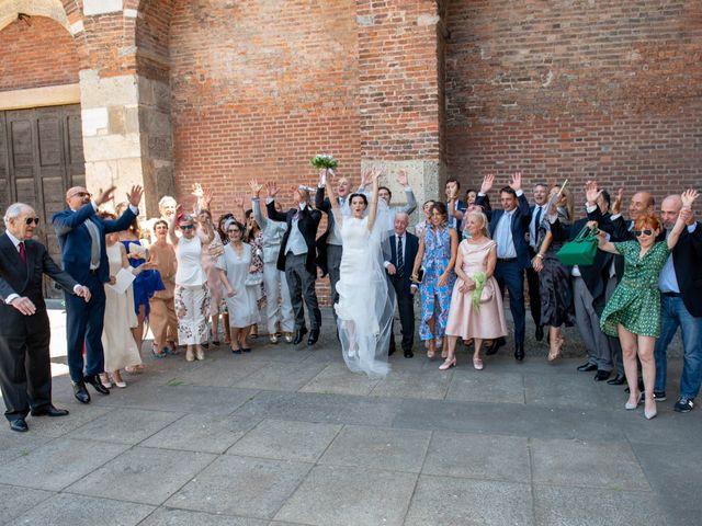 Il matrimonio di Federico e Ludovica a Erba, Como 68