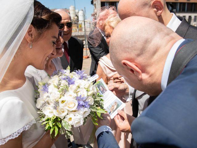 Il matrimonio di Federico e Ludovica a Erba, Como 70