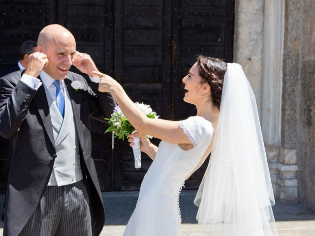 Il matrimonio di Federico e Ludovica a Erba, Como 71