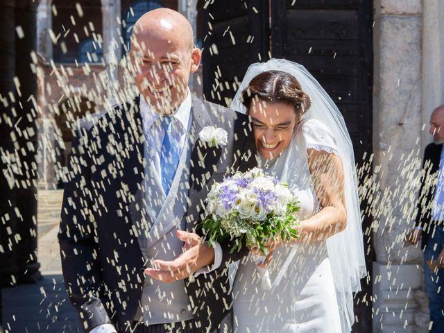 Il matrimonio di Federico e Ludovica a Erba, Como 72