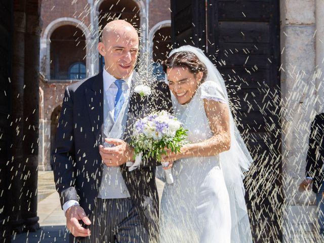 Il matrimonio di Federico e Ludovica a Erba, Como 73