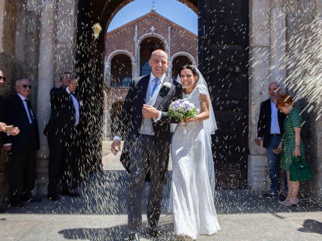 Il matrimonio di Federico e Ludovica a Erba, Como 74