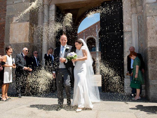 Il matrimonio di Federico e Ludovica a Erba, Como 76