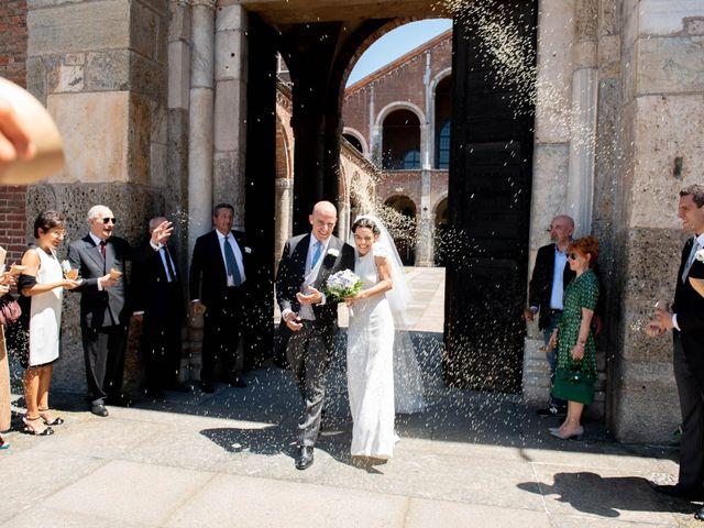 Il matrimonio di Federico e Ludovica a Erba, Como 77
