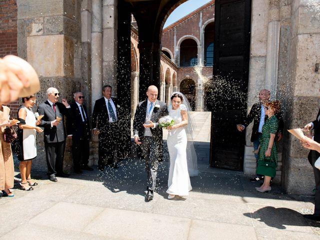 Il matrimonio di Federico e Ludovica a Erba, Como 78