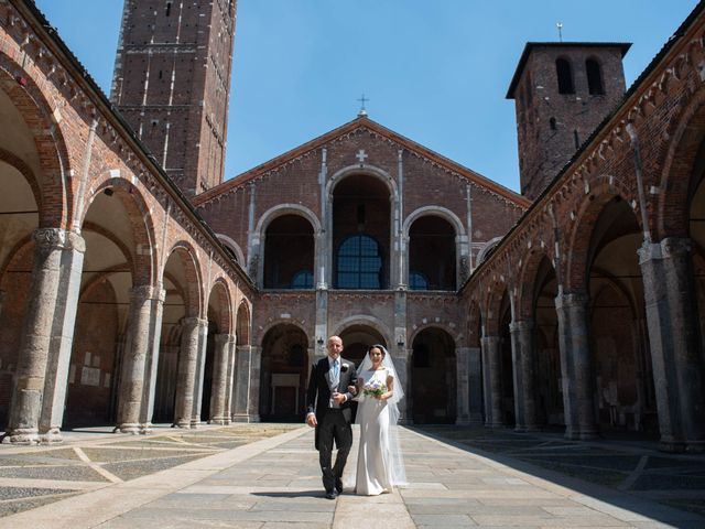 Il matrimonio di Federico e Ludovica a Erba, Como 79